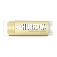 Hurraw! Vanilla Bean 天然有機潤唇膏 - 香草味
