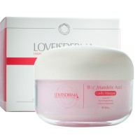 Loveisderma B12+ 杏仁酸果凍面膜