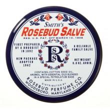 Smith's Rosebud Salve 玫瑰花蕾萬用膏