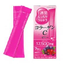 Otsuka 大塚美C凍(綜合莓口味) 魚骨膠原蛋白+維C+透明質酸 7入