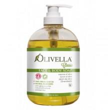 Olivella純橄欖潔膚液
