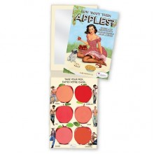 theBalm How 'Bout Them Apples Palette 蘋果唇膏胭脂盤