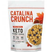 Catalina Crunch 生酮楓糖窩夫早餐脆片