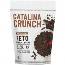 Catalina Crunch 生酮黑朱古力早餐脆片