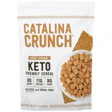 Catalina Crunch 生酮蜜糖早餐脆片