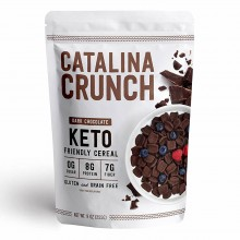 Catalina Crunch Keto Cereal Dark Chocolate