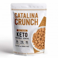 Catalina Crunch Keto Cereal Honey Graham