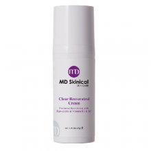 MD Skinical Clear Resveratrol Cream