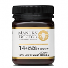 MANUKA DOCTOR Active 14+ Manuka Honey