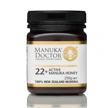 MANUKA DOCTOR Active 22+ Manuka Honey