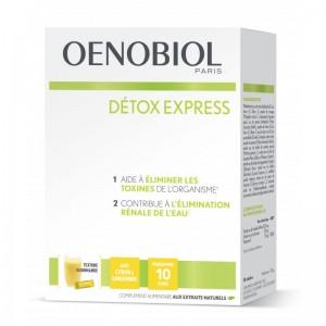 Oenobiol 10天排毒飲 (檸檬薑味) Detox Express