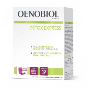 Oenobiol 10天排毒飲(火龍果味) Detox Express