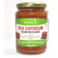 澳洲 Slendier 紅辣椒有機意大利麵醬