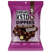 Shrewd Food Keto Dippers Dark Chocolate