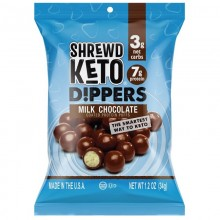 Shrewd Food Keto Dippers Milk Chocolate