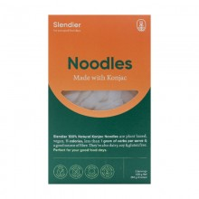 Slendier Noodle Made with Konjac