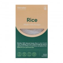 Slendier Rice Made with Konjac