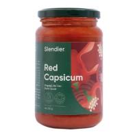 Slendier Red Capsicum Organic Italian Pasta Sauce