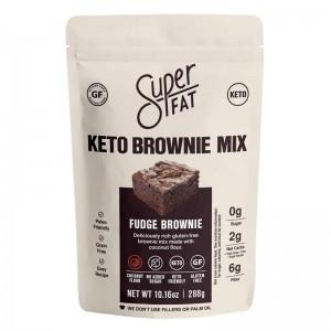 SuperFat 生酮布朗尼蛋糕粉