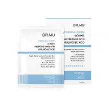 Dr Wu 玻尿酸保濕微導面膜