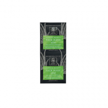 Apivita 蘆薈補濕清爽面膜 (2 x 8ml)