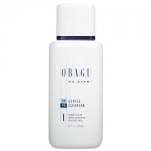 Obagi Nu-Derm Gentle Cleanser 溫和潔面霜(1號)
